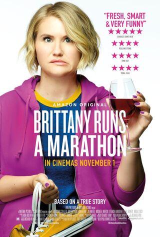 Brittany Runs A Marathon (2019) Main Poster