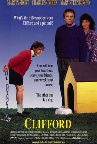 Clifford (1994) Main Poster