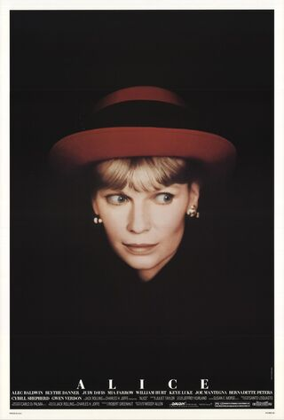 Alice (1991) Main Poster