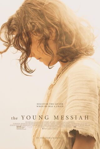 The Young Messiah (2016) Main Poster