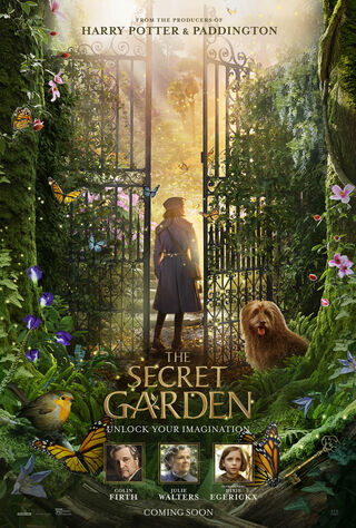 The Secret Garden (2020) Main Poster