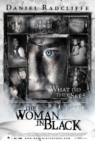The Woman In Black (2012) Main Poster