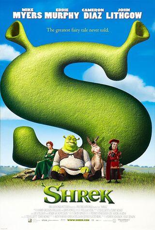 Shrek (2001) Main Poster