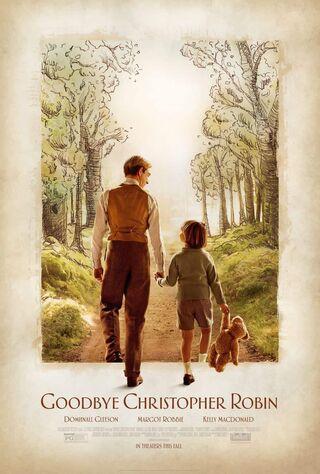 Goodbye Christopher Robin (2017) Main Poster