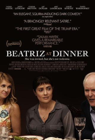 Beatriz At Dinner (2017) Main Poster