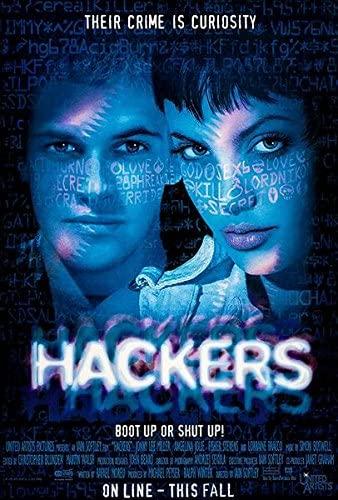 Hackers (1995) Main Poster