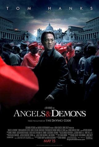 Angels & Demons (2009) Main Poster