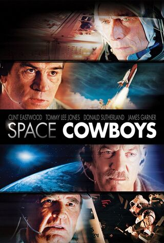 Space Cowboys (2000) Main Poster