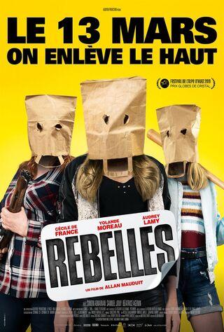 Rebels (2019) Main Poster