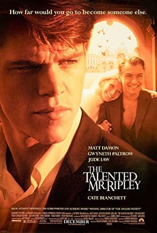 The Talented Mr. Ripley (1999) Main Poster
