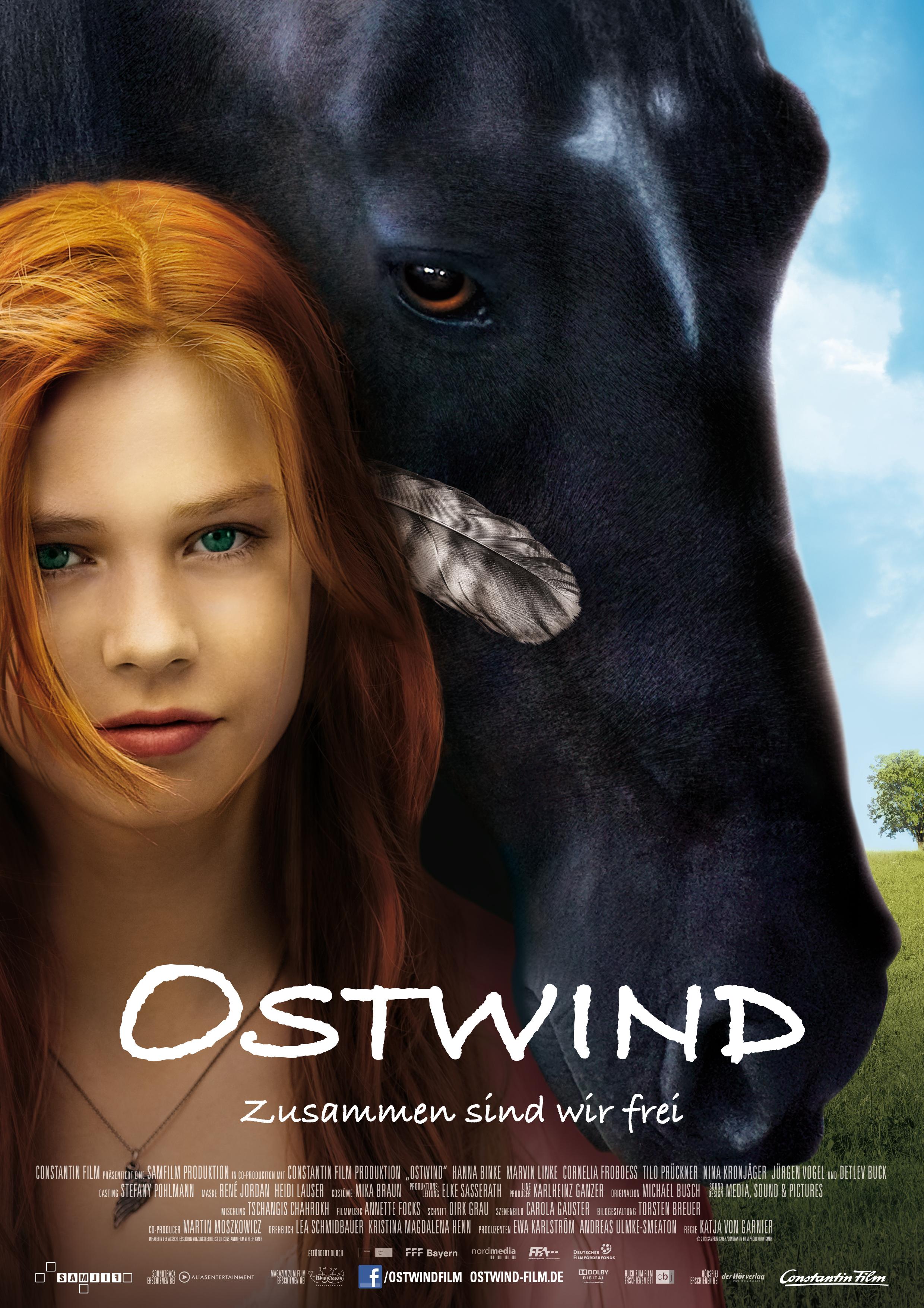 Ostwind 3: Aufbruch Nach Ora (2017) Main Poster