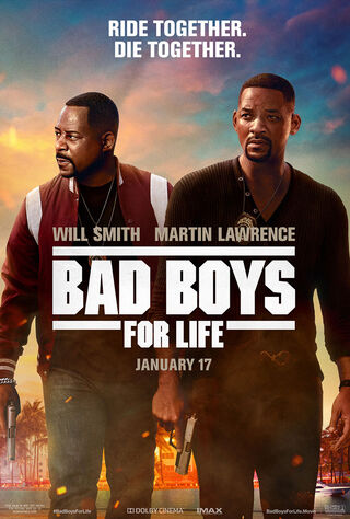 Bad Boys For Life (2020) Main Poster