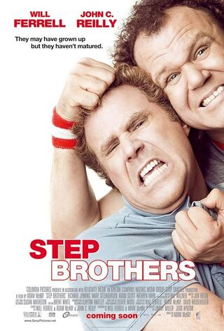 Step Brothers (2008) Main Poster