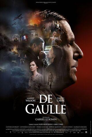 De Gaulle (2020) Main Poster