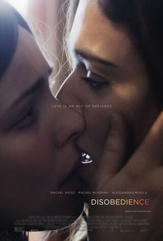 Disobedience (2018) Main Poster