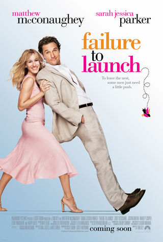 Failure To Launch (2006) Main Poster