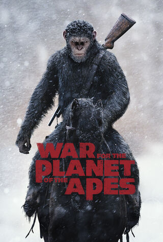 War for the Planet of the Apes (2017) Main Poster