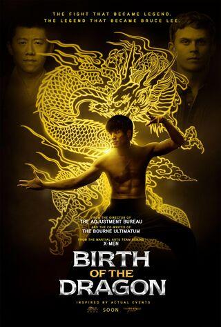 Birth Of The Dragon (2017) Main Poster