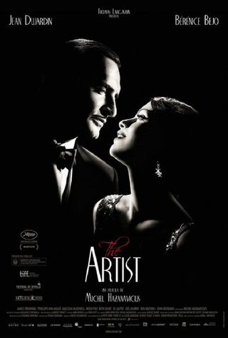 The Artist (2012) Main Poster