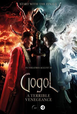 Gogol. A Terrible Vengeance (2018) Main Poster