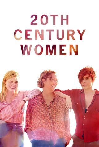 20th Century Women (2017) Main Poster