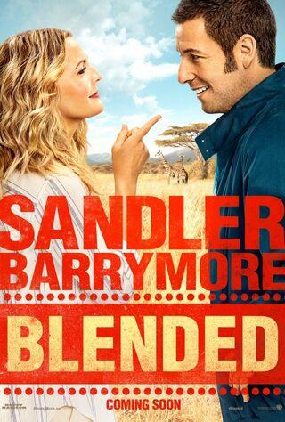 Blended (2014) Main Poster