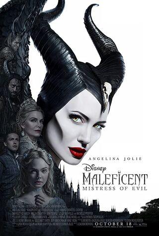 Maleficent: Mistress of Evil (2019) Main Poster