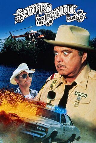 Smokey And The Bandit Part 3 (1983) Main Poster