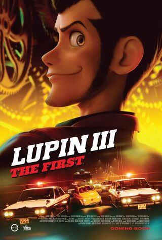 Lupin III: The First (2020) Main Poster