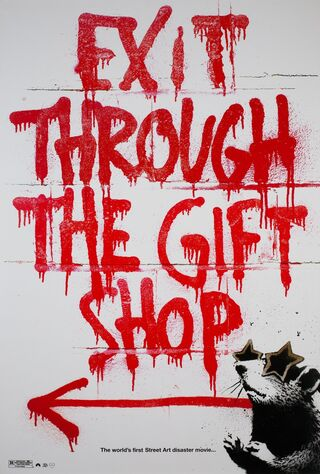 Exit Through The Gift Shop (2010) Main Poster