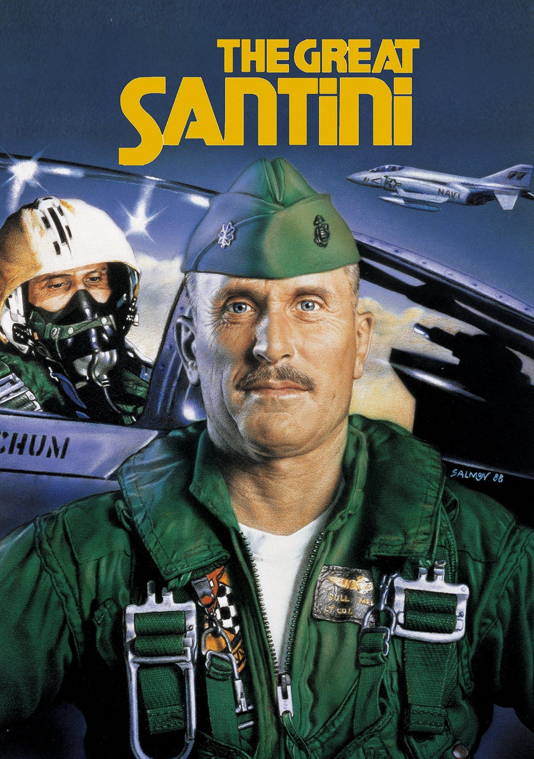 The Great Santini (1979) Main Poster