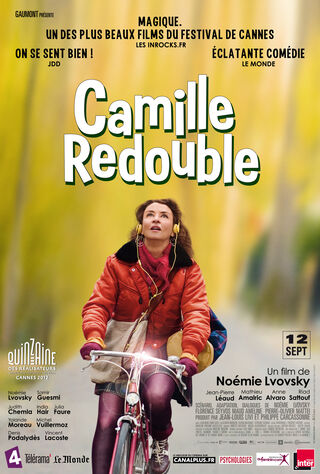 Camille Rewinds (2012) Main Poster