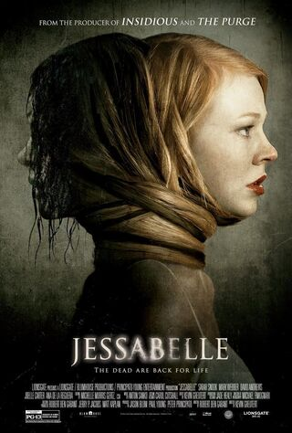 Jessabelle (2014) Main Poster