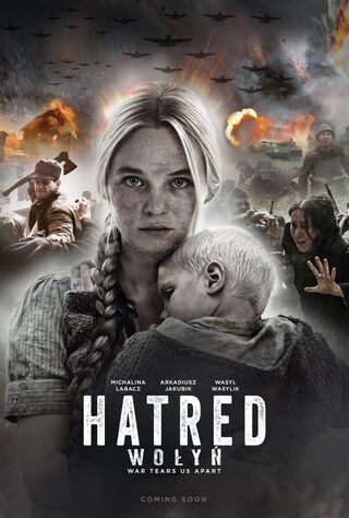 Hatred (2016) Main Poster