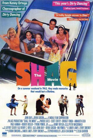 Shag (1989) Main Poster