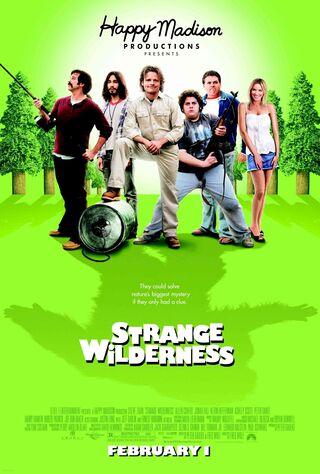 Strange Wilderness (2008) Main Poster