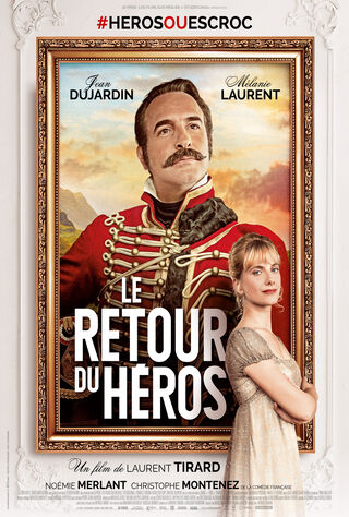 Return Of The Hero (2018) Main Poster