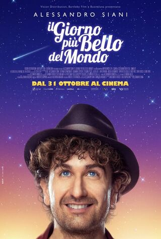The Most Beautiful Day In The World (2019) Main Poster