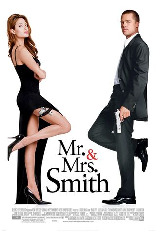 Mr. & Mrs. Smith (2005) Main Poster
