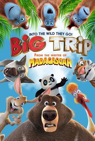 The Big Trip (2019) Main Poster