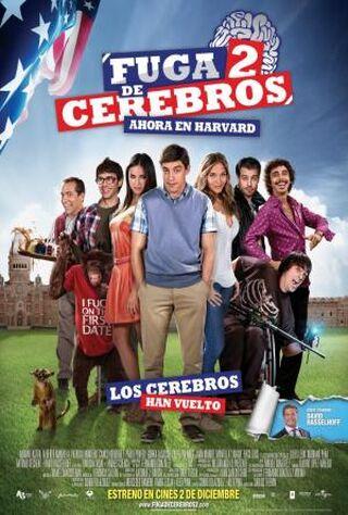 Fuga De Cerebros 2 (2011) Main Poster