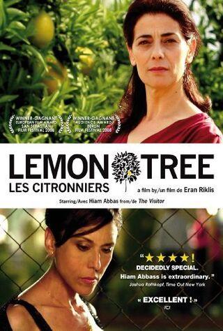 Lemon Tree (2008) Main Poster