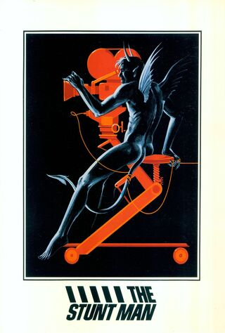 The Stunt Man (1980) Main Poster