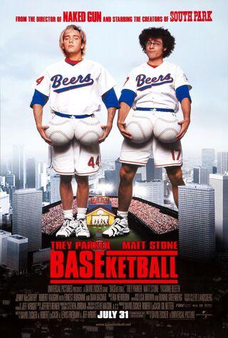 BASEketball (1998) Main Poster