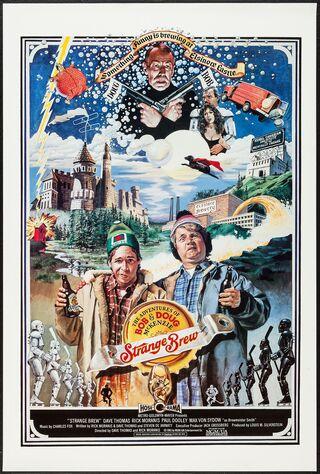 Strange Brew (1983) Main Poster