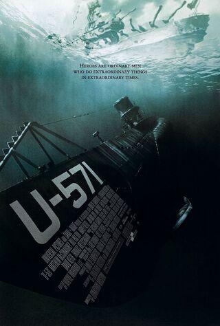 U-571 (2000) Main Poster