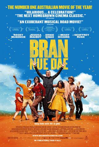 Bran Nue Dae (2010) Main Poster