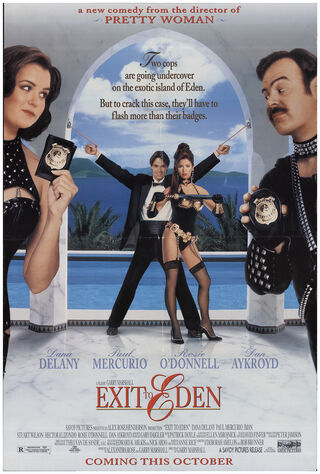 Exit To Eden (1994) Main Poster