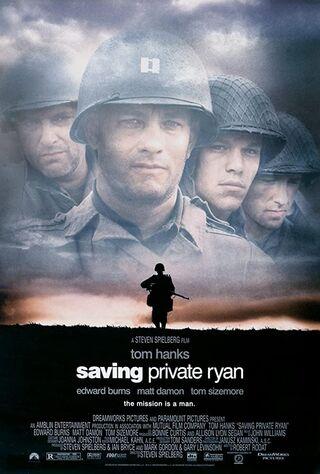 Saving Private Ryan (1998) Main Poster