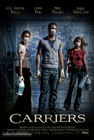 Carriers (2009) Main Poster